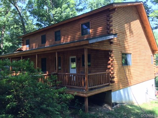 2-Story,Custom,Log, Detached - Chesterfield, VA (photo 1)