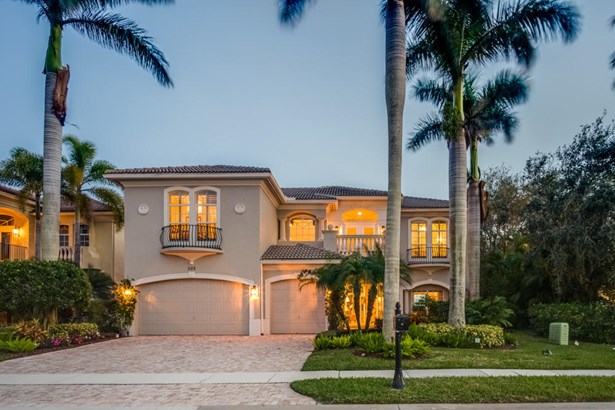 502 Les Jardin Drive, Palm Beach Gardens, FL - USA (photo 2)