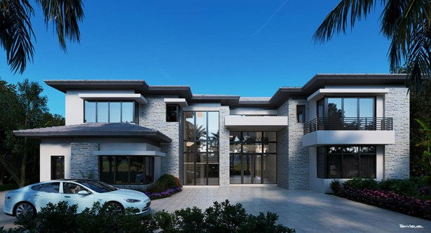 Lot #1b Spanish Trail Street, Boca Raton, FL - USA (photo 2)