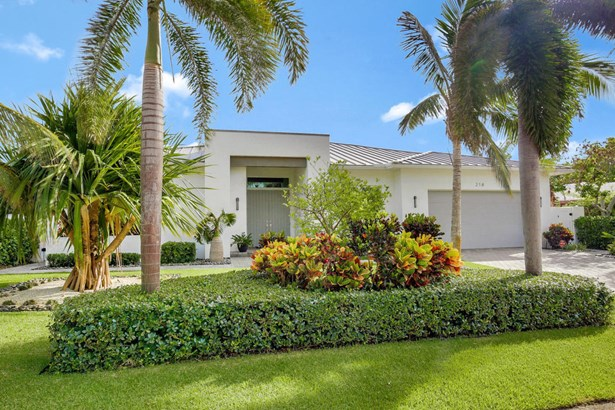 218 Bamboo Road, Palm Beach Shores, FL - USA (photo 1)