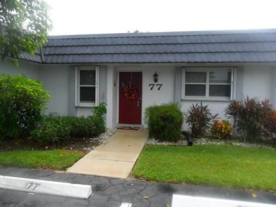 2886 Fernley Drive Unit 77, West Palm Beach, FL - USA (photo 1)