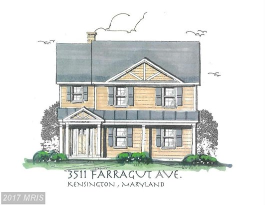3511 Farragut Ave, Kensington, MD - USA (photo 1)
