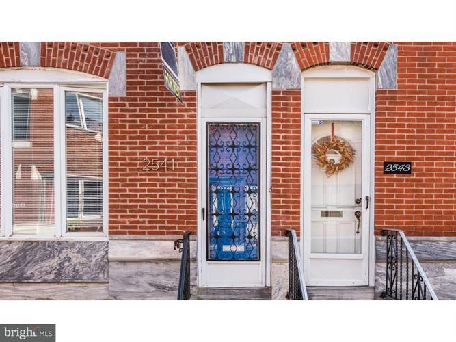 2541 S Mole Street, Philadelphia, PA - USA (photo 1)