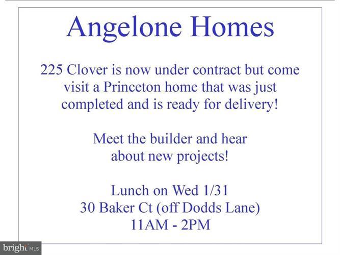 225 Clover Lane, Princeton, NJ - USA (photo 1)