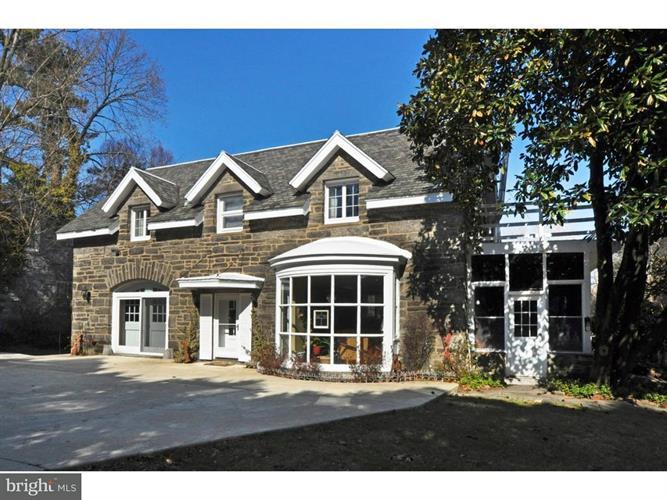 1607 Ashbourne Road, Elkins Park, PA - USA (photo 1)