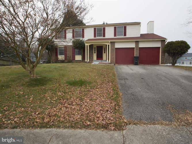 4004 Romsey Drive, Bowie, MD - USA (photo 1)