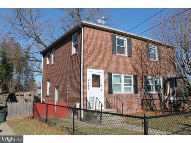244 Hobart Avenue, Hamilton Twp, NJ - USA (photo 1)