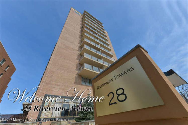 28 Riverside Avenue 12-f, Red Bank, NJ - USA (photo 1)