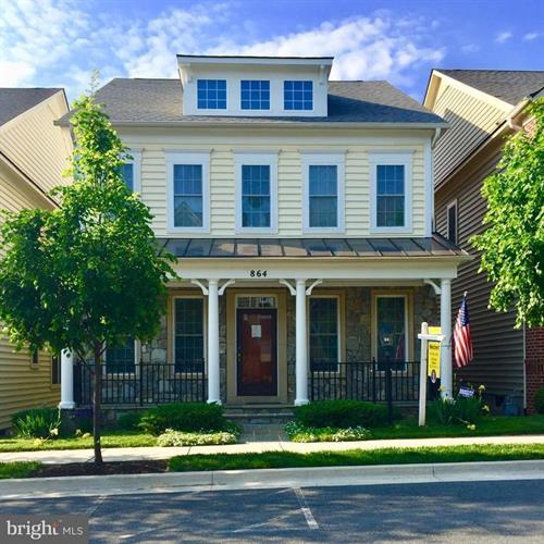 864 Hidden Marsh Street, Gaithersburg, MD - USA (photo 1)