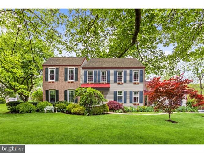 1020 Armstrong Court, Chesterbrook, PA - USA (photo 1)