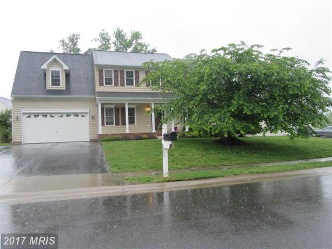 4111 Derbyshire Ln, Fredericksburg, VA - USA (photo 1)
