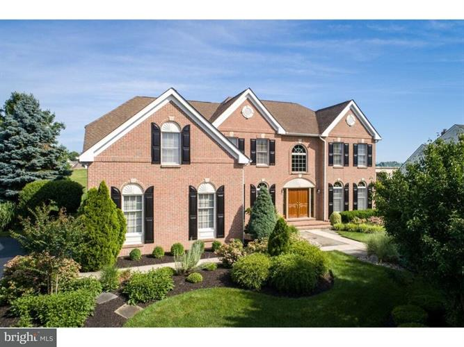 2 Turnberry Court, Moorestown, NJ - USA (photo 1)
