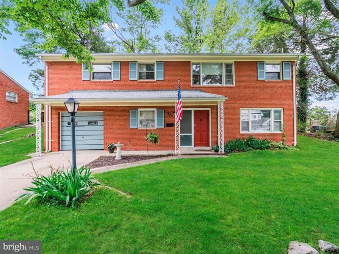 8116 Ainsworth Avenue, Springfield, VA - USA (photo 1)
