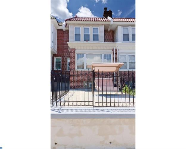 132 W Grange Ave, Philadelphia, PA - USA (photo 1)