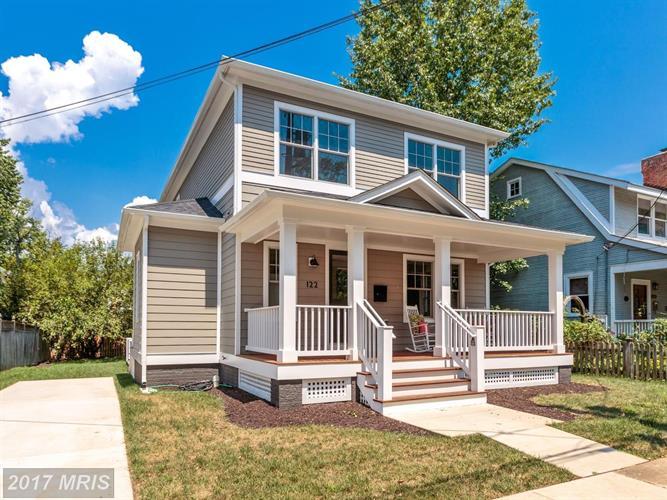 122 Raymond Ave E, Alexandria, VA - USA (photo 1)