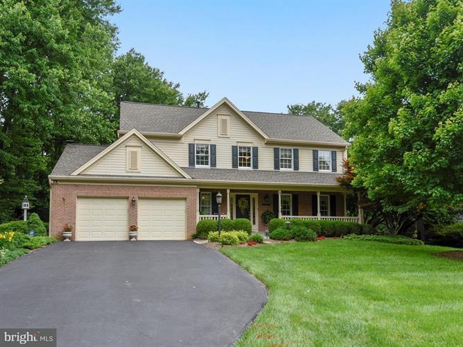 7319 Rosewood Manor Lane, Laytonsville, MD - USA (photo 1)