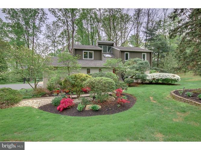1503 Heaton Hill Lane, Huntingdon Valley, PA - USA (photo 1)