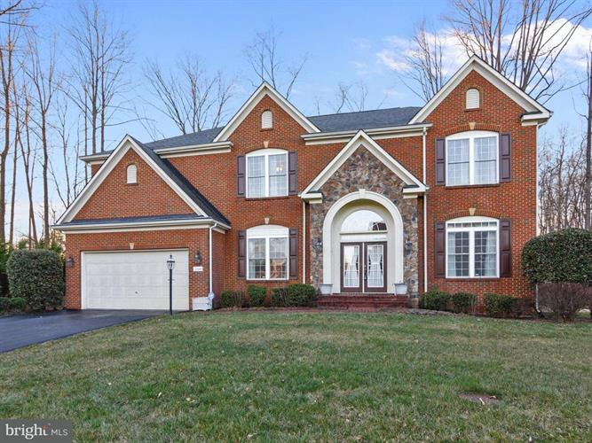 12648 Buckleys Gate Dr. Drive W, Fairfax, VA - USA (photo 1)