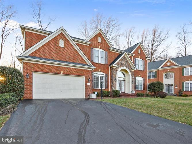 12648 Buckleys Gate Dr. Drive W, Fairfax, VA - USA (photo 2)