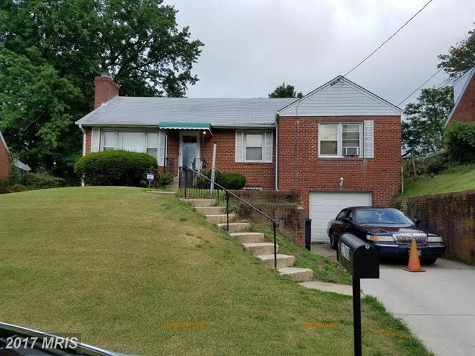 2709 Fairlawn St, Temple Hills, MD - USA (photo 1)