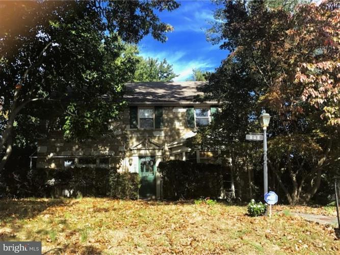 805 Stratford Avenue, Elkins Park, PA - USA (photo 1)