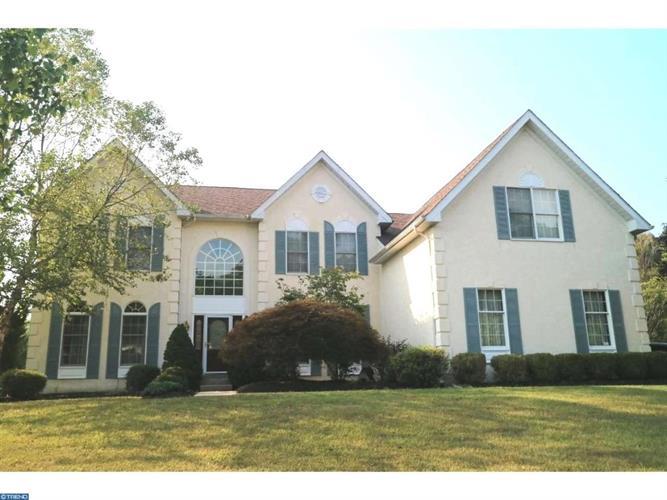 600 Amberwood Dr, Yardley, PA - USA (photo 1)