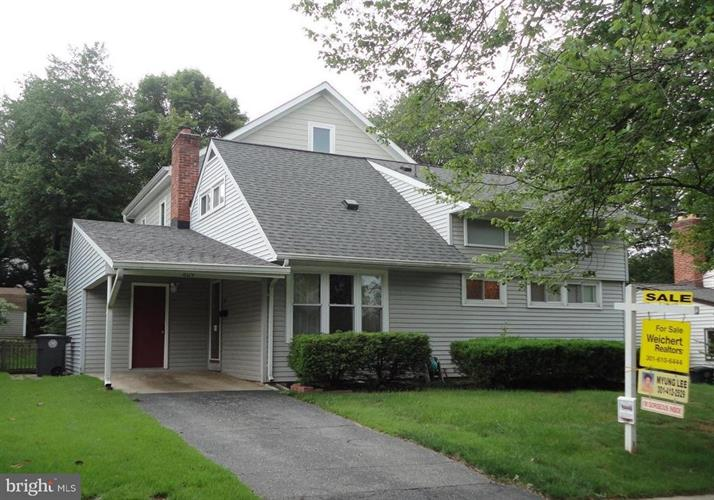 809 Crothers Lane, Rockville, MD - USA (photo 1)