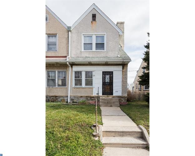 213 N Wycombe Ave, Upper Darby, PA - USA (photo 1)