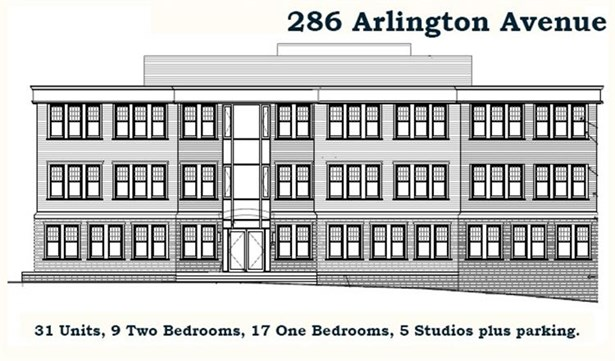 286 Arlington Ave, Jersey City, NJ - USA (photo 1)