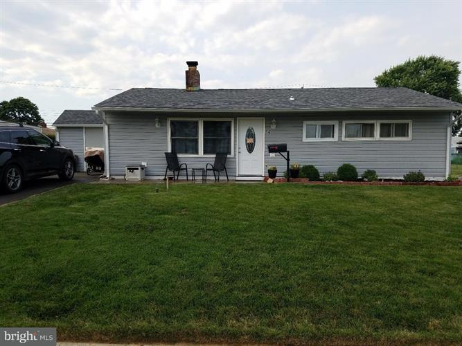 54 Buttonwood Lane, Levittown, PA - USA (photo 1)