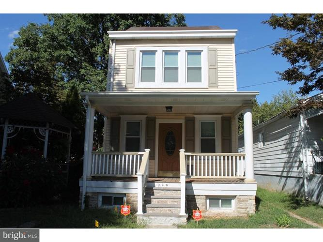 228 Howell Street, Trenton, NJ - USA (photo 1)
