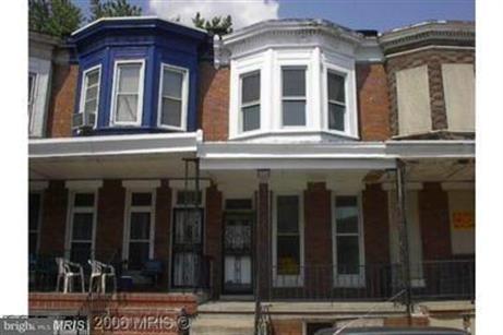 328 Pulaski Street, Baltimore, MD - USA (photo 1)