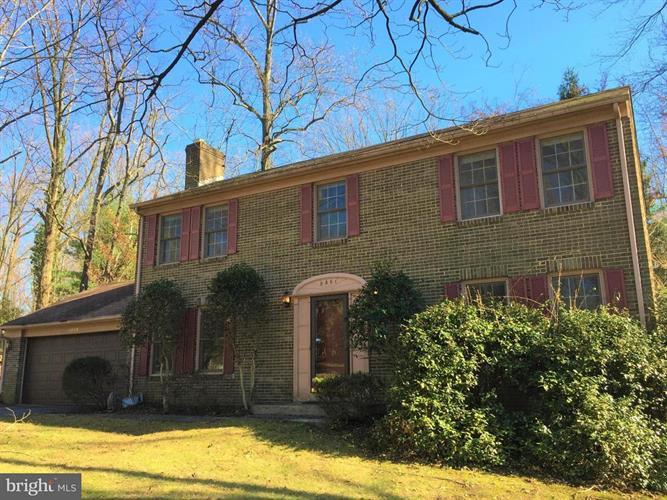 9501 Hall Road, Potomac, MD - USA (photo 1)