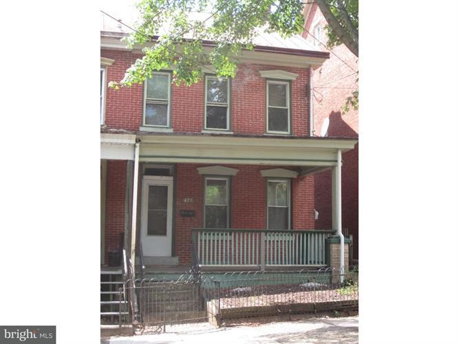 475 N Charlotte Street, Pottstown, PA - USA (photo 1)