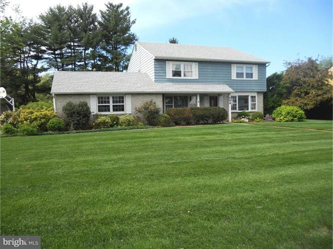 294 Coachlight Terrace, Huntingdon Valley, PA - USA (photo 1)