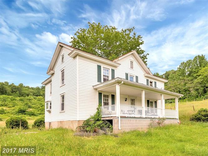 3600 Sage Rd, Delaplane, VA - USA (photo 1)