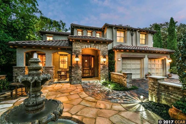 Mediterranean, Detached - WALNUT CREEK, CA (photo 1)