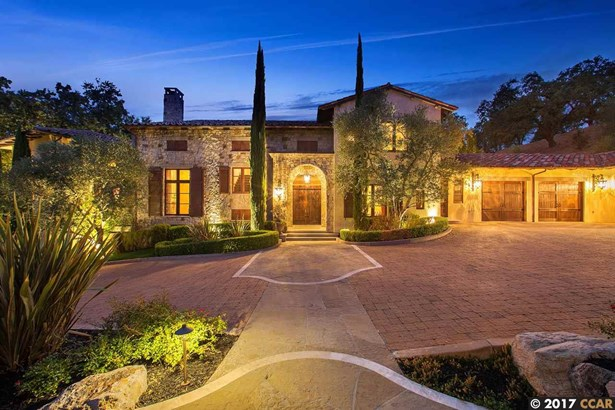 Custom,Mediterranean, Detached - DANVILLE, CA (photo 1)