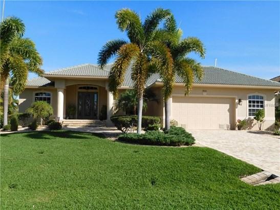 Spanish/Mediterranean, Single Family Residence - PUNTA GORDA, FL