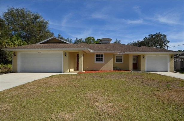 Florida, Duplex - PORT CHARLOTTE, FL (photo 1)