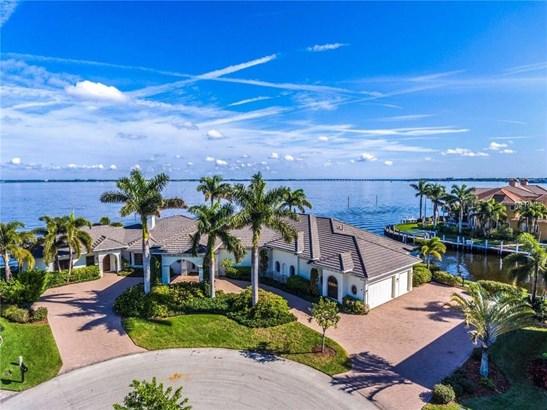 Single Family Residence, Custom - PUNTA GORDA, FL (photo 1)