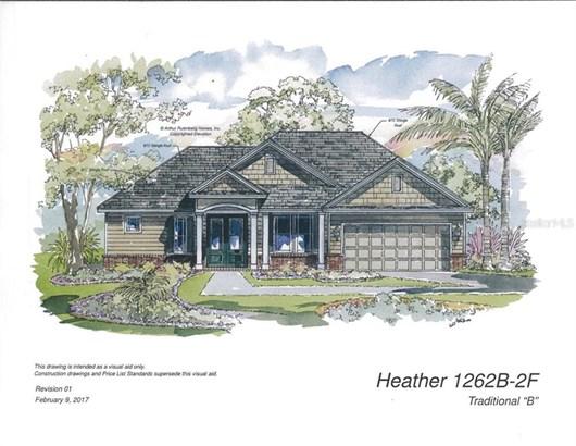 Single Family Residence, Craftsman - PUNTA GORDA, FL