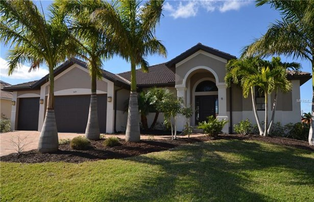 Single Family Home, Florida - PUNTA GORDA, FL (photo 1)