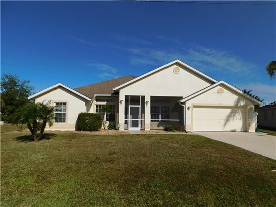 Single Family Home, Traditional - PUNTA GORDA, FL (photo 1)