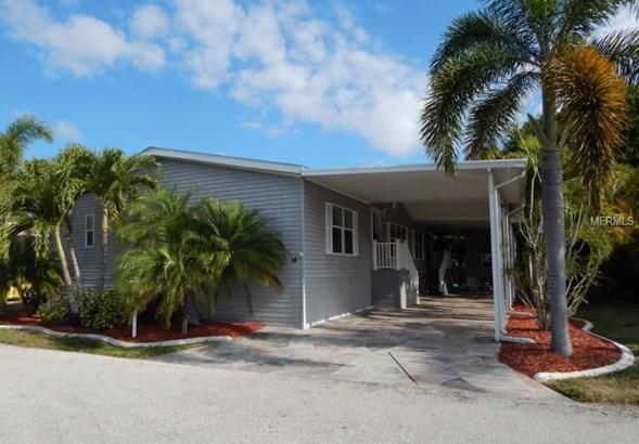 Manufactured Home - PUNTA GORDA, FL (photo 1)