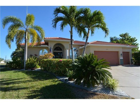 Single Family Home, Contemporary - PUNTA GORDA, FL (photo 1)