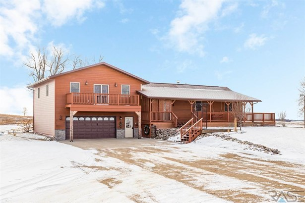 Multi Level, Single Family - Chancellor, SD (photo 1)