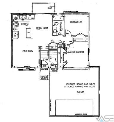 Split Foyer, Single Family - Sioux Falls, SD (photo 2)