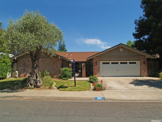 201 Griswold Ave, Modesto, CA - USA (photo 1)