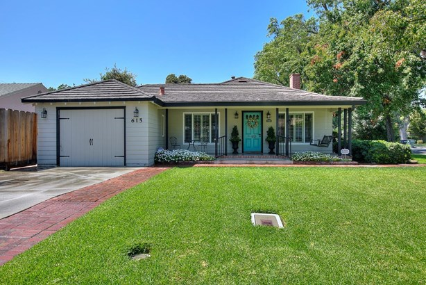615 Hackberry Ave, Modesto, CA - USA (photo 1)